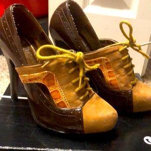 Luliana Dress Heels- size 5.5